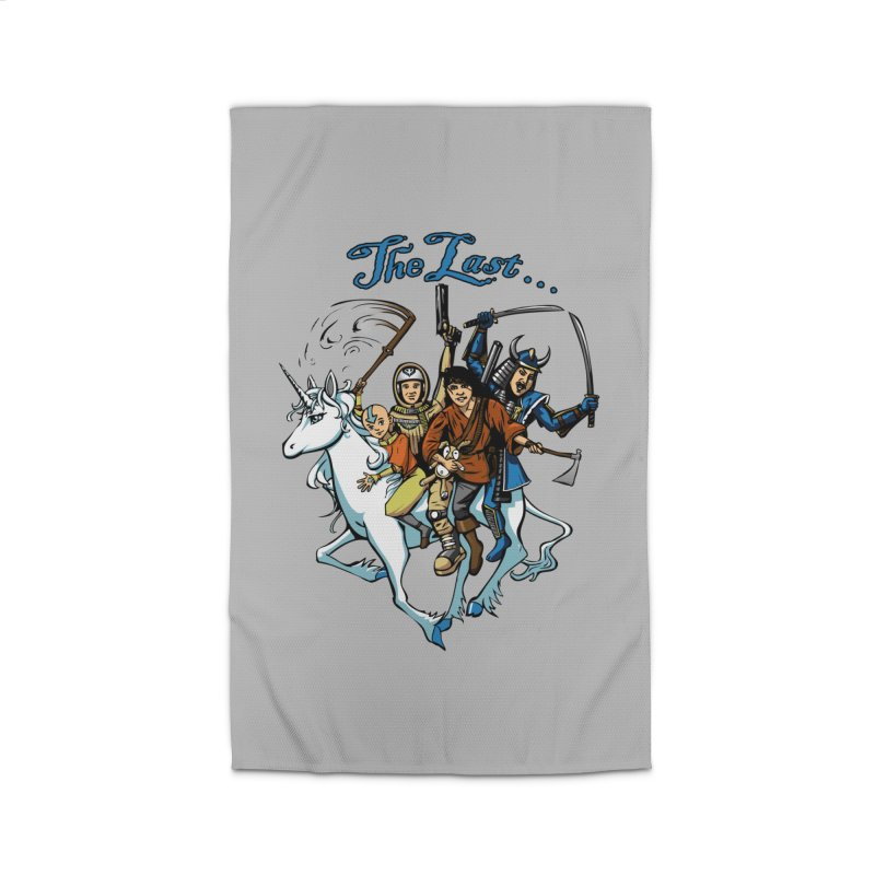 The Last Of Everything Home Rug by Breath of Life Development Merch Shop
