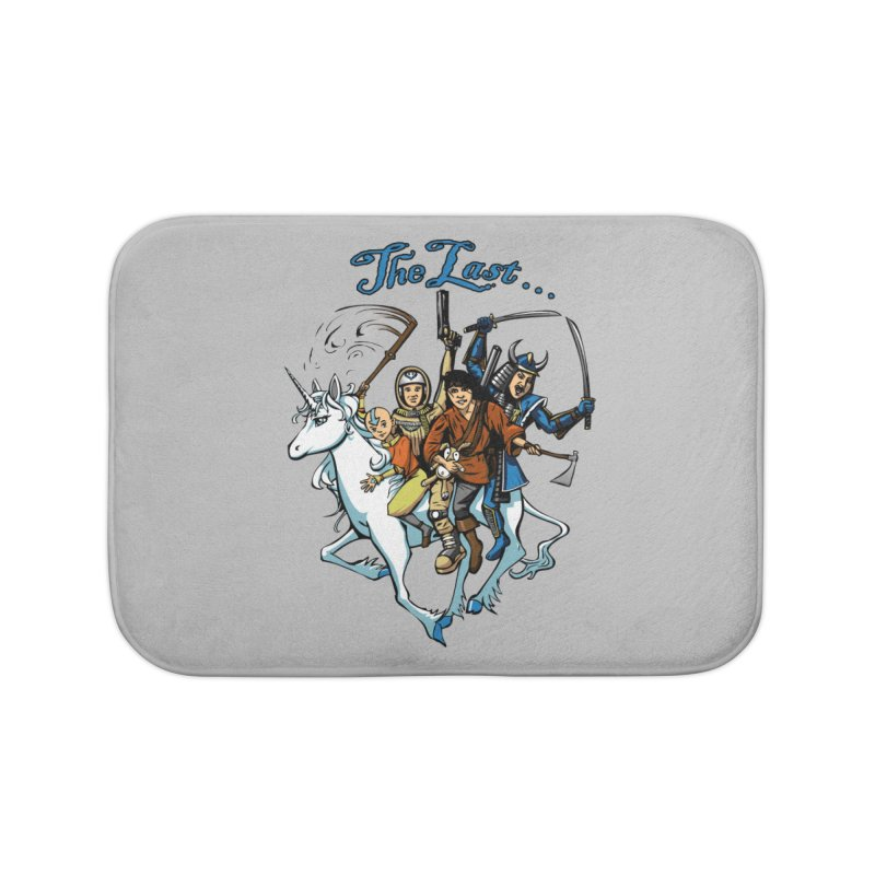 The Last Of Everything Home Bath Mat by Breath of Life Art Studio Shop