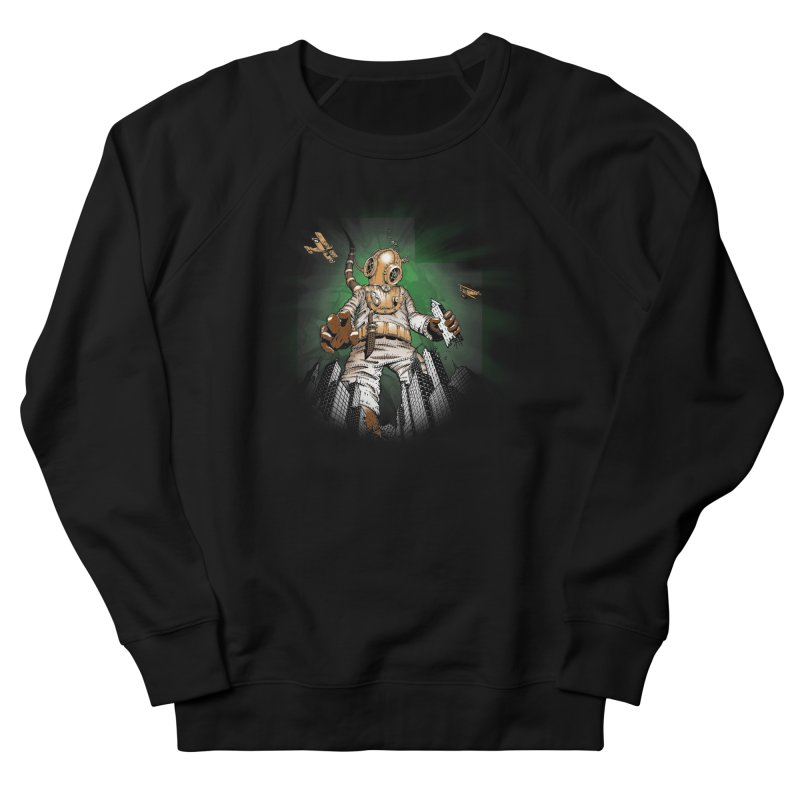 Diver? Women's Sweatshirt by Breath of Life Art Studio Shop