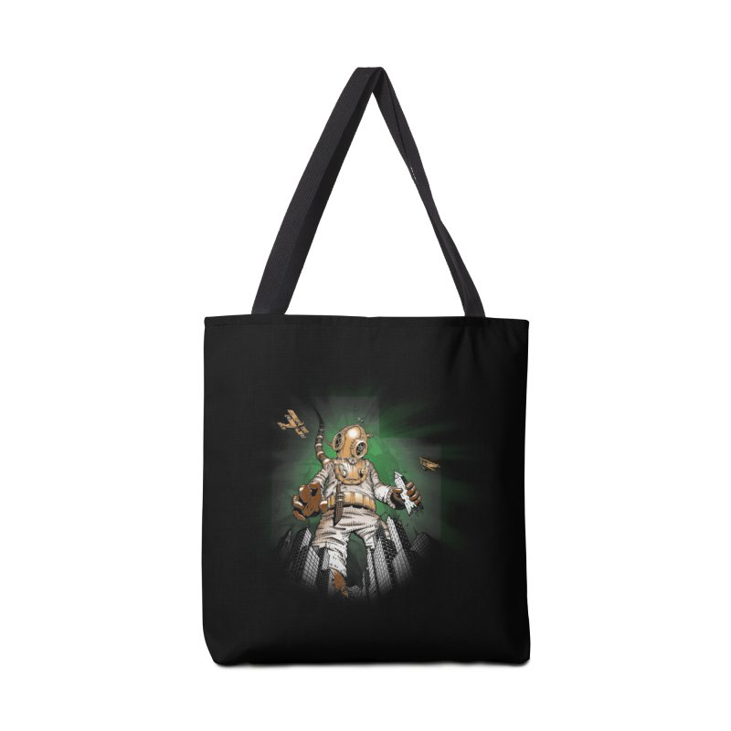Diver? Accessories Bag by Breath of Life Art Studio Shop