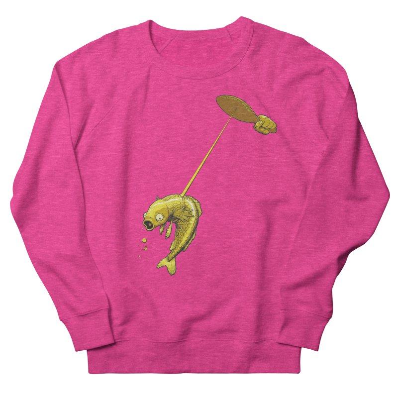 Slappy Fish! Men's Sweatshirt by Breath of Life Art Studio Shop