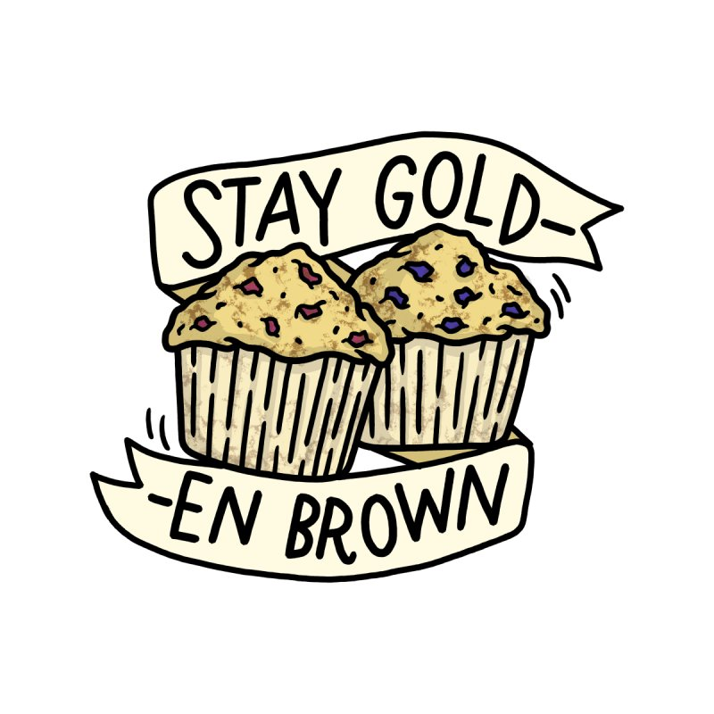 Stay Golden Brown by joshlafayette's Artist Shop