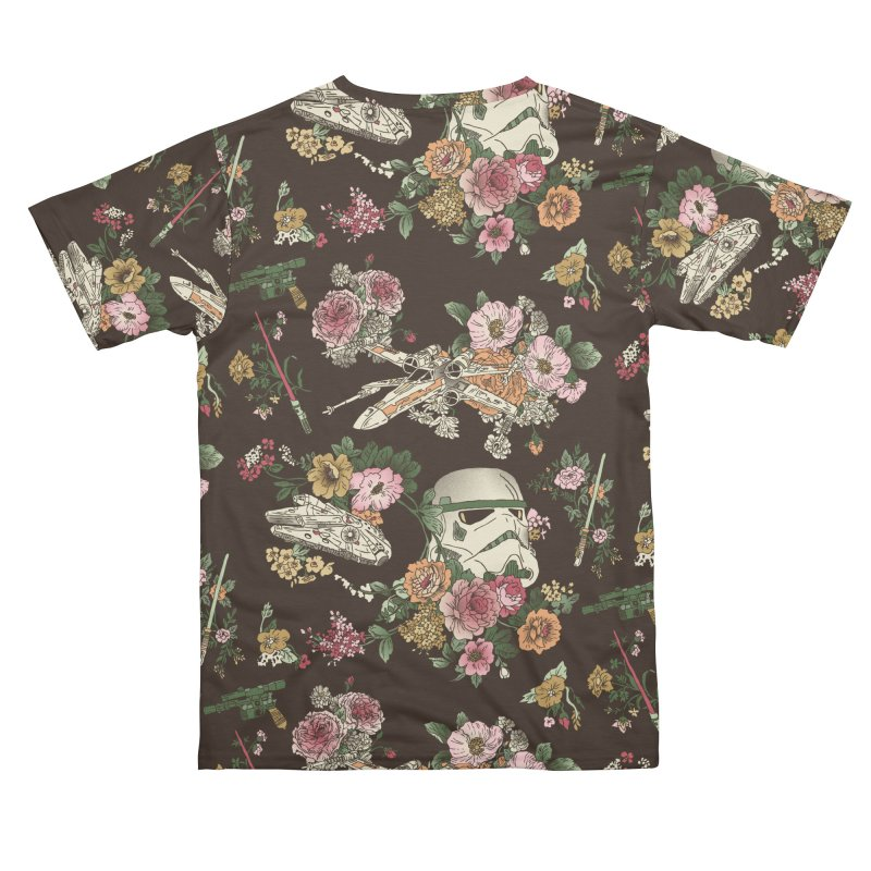 Botanic Wars Men's Cut & Sew by Josh Ln Artist Shop