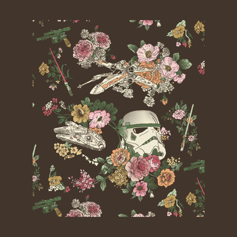 Botanic Wars Kids T-Shirt by Josh Ln Artist Shop
