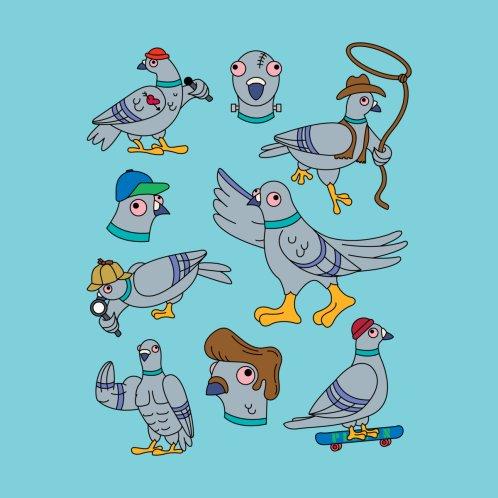 Design for Pigeons