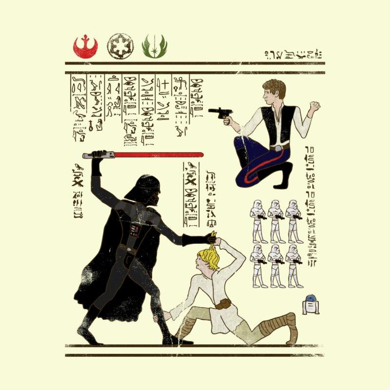 Hero-Glyphics: The Force Men's T-Shirt by Josh Ln Artist Shop