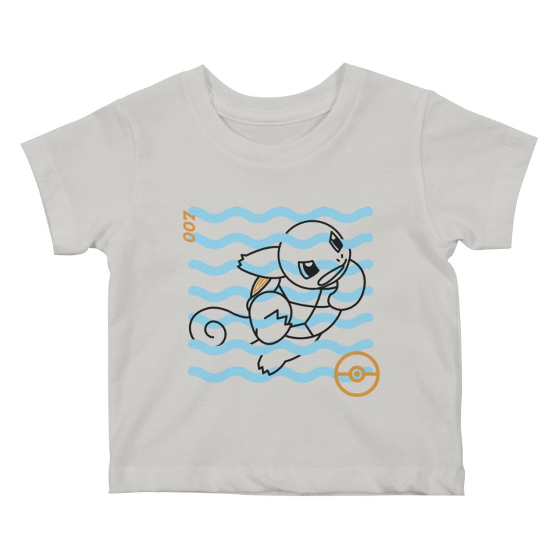 S-007 in Kids Baby T-Shirt Stone by Josh Ln Artist Shop