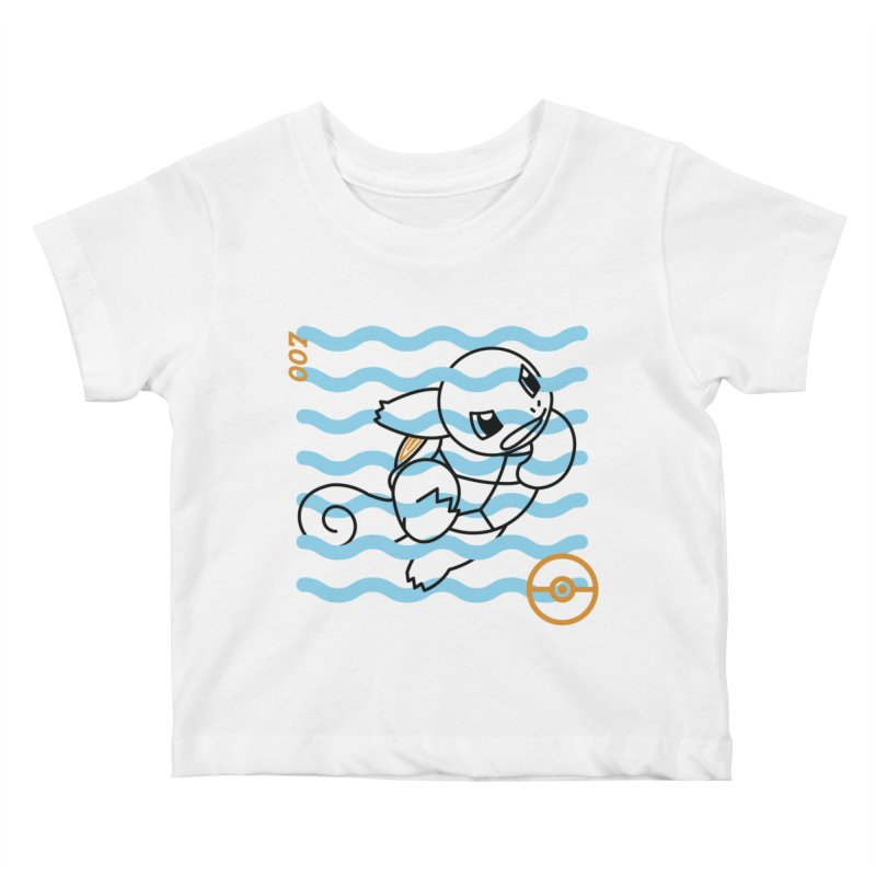 S-007 Kids Baby T-Shirt by Josh Ln Artist Shop