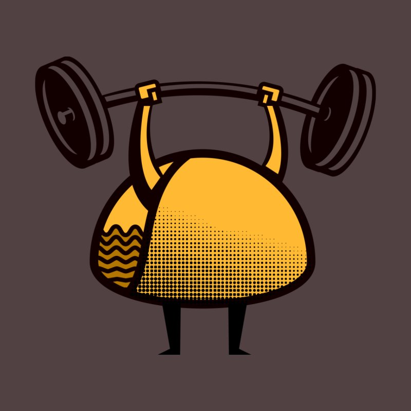 Taco Lifts Men's T-Shirt by Barbell Buffet