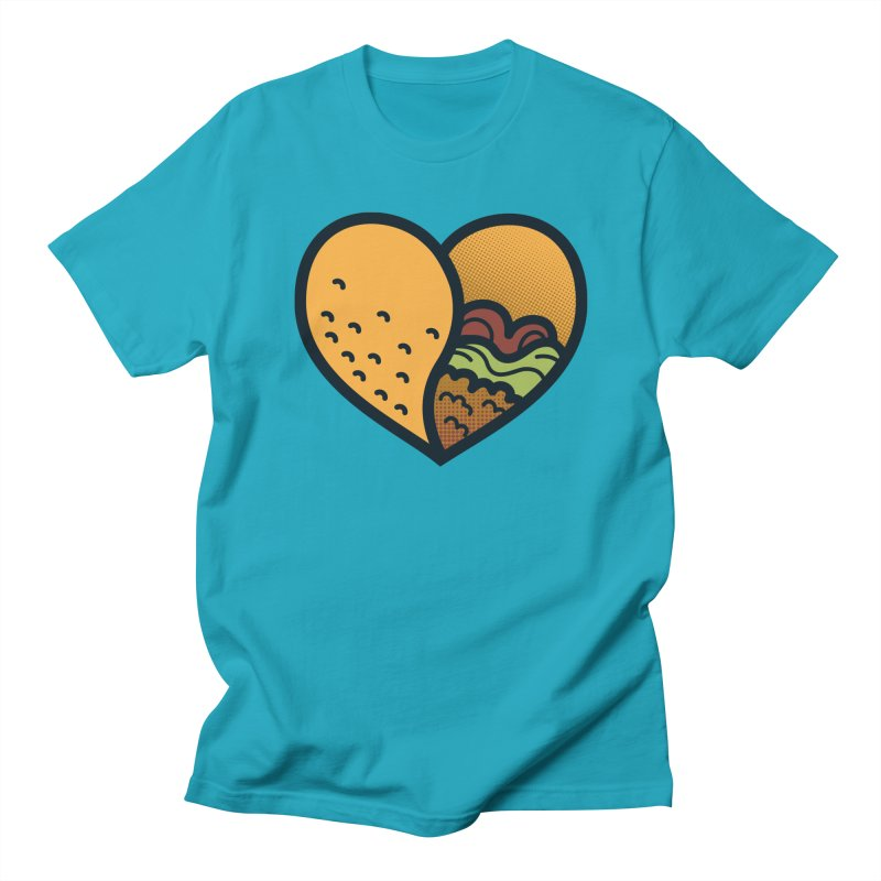Taco, My Love Men's T-shirt by Lush Taco