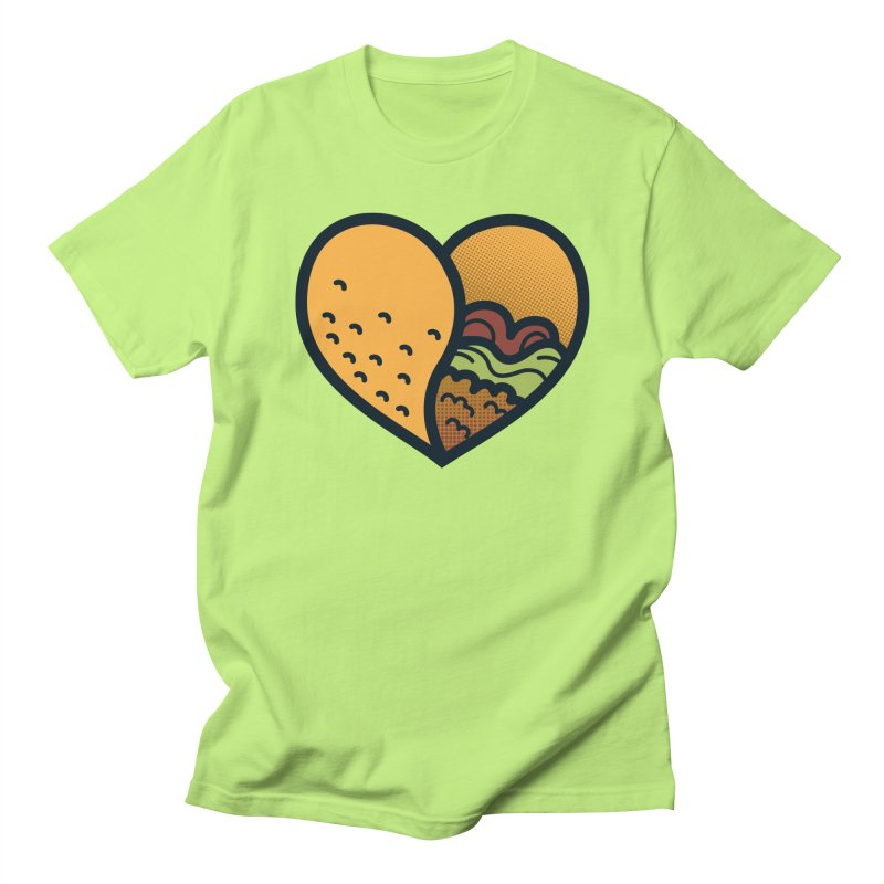 Taco, My Love Men's T-shirt by Lush Taco