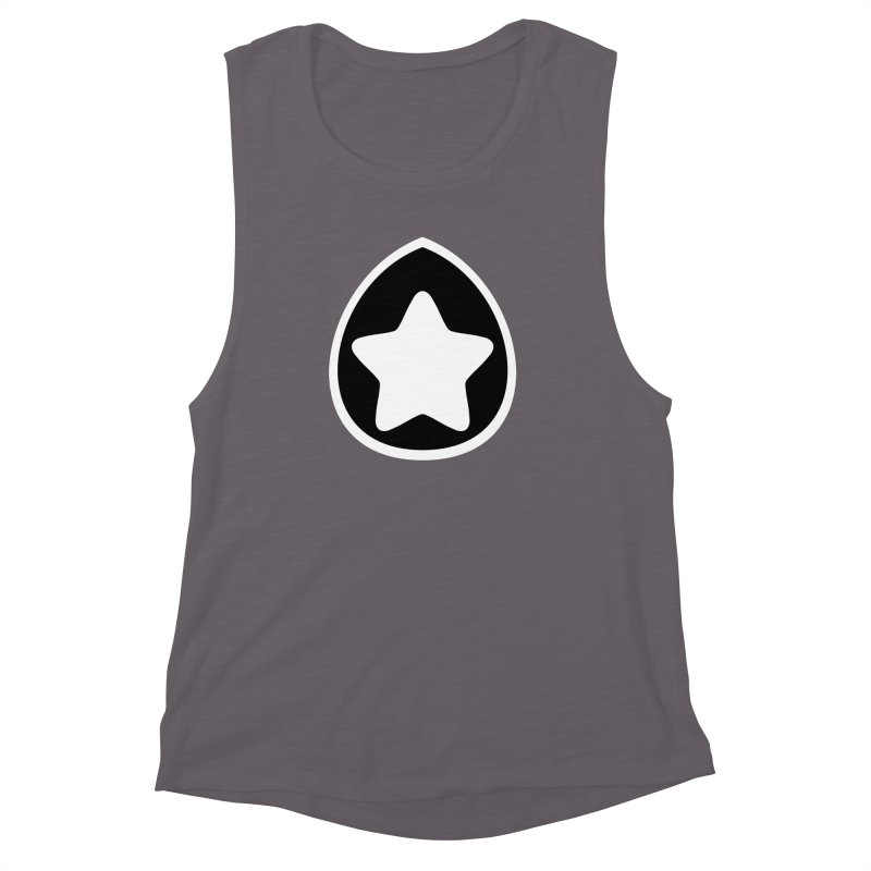 INKT Women's Muscle Tank by joshthecartoonguy's Artist Shop