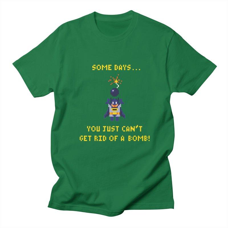 Adam Bomb Men's Regular T-Shirt by joshthecartoonguy's Artist Shop