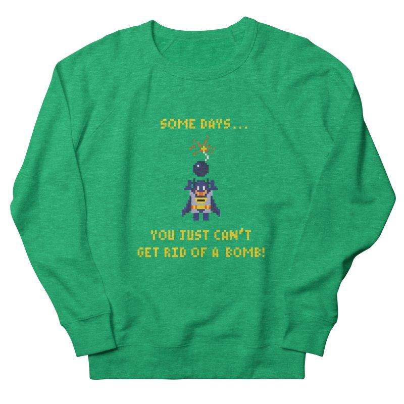 Adam Bomb Men's Sweatshirt by joshthecartoonguy's Artist Shop