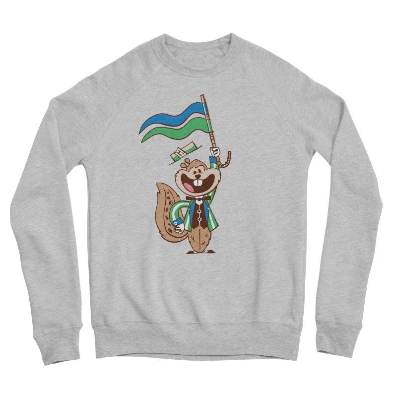 Fairchild - Minnesota State Fair Men's Sponge Fleece Sweatshirt by Joshua Gille's Artist Shop