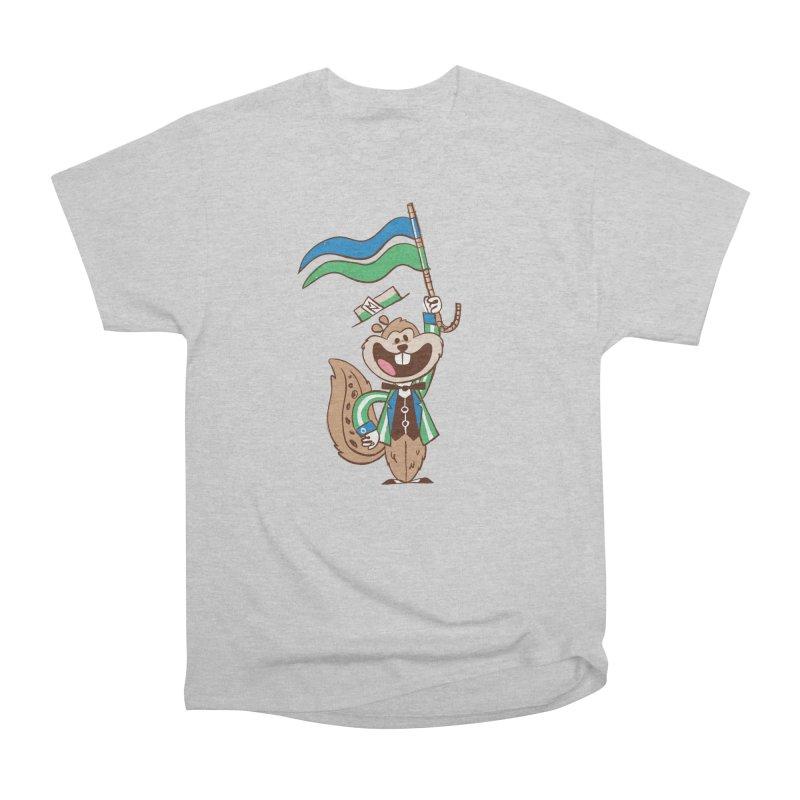 Fairchild - Minnesota State Fair Men's Heavyweight T-Shirt by Joshua Gille's Artist Shop