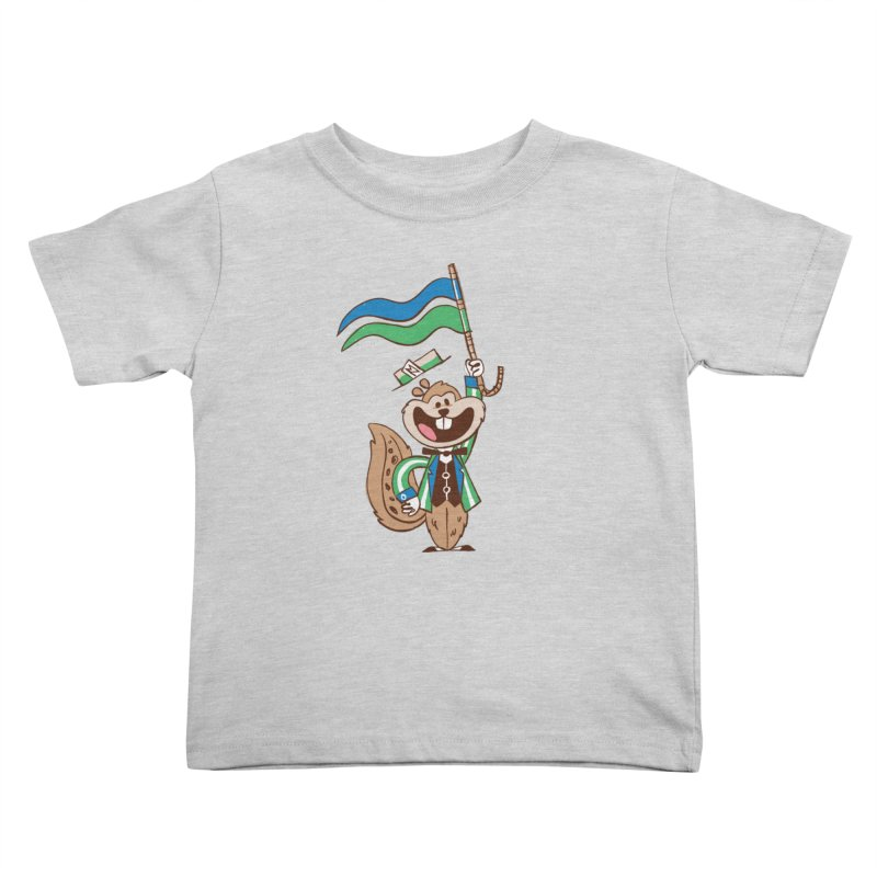 Fairchild - Minnesota State Fair Kids Toddler T-Shirt by Joshua Gille's Artist Shop