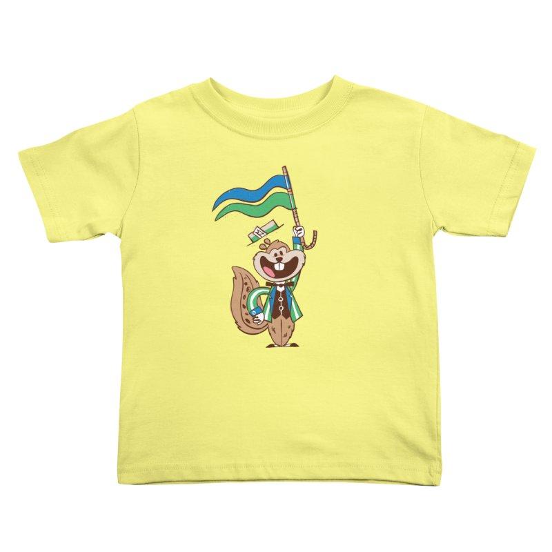 Fairchild - Minnesota State Fair Kids Toddler T-Shirt by Joshua Gille's Artist Shop
