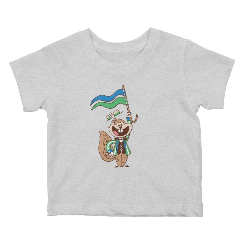 Fairchild - Minnesota State Fair Kids Baby T-Shirt by Joshua Gille's Artist Shop