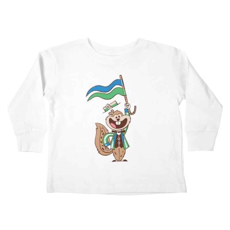 Fairchild - Minnesota State Fair Kids Toddler Longsleeve T-Shirt by Joshua Gille's Artist Shop