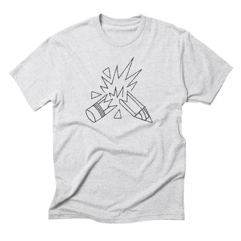 Creativity Men's Triblend T-Shirt by Joshua Gille's Artist Shop