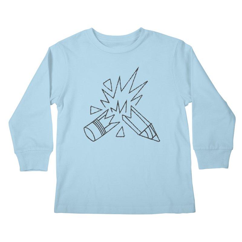 Creativity Kids Longsleeve T-Shirt by Joshua Gille's Artist Shop