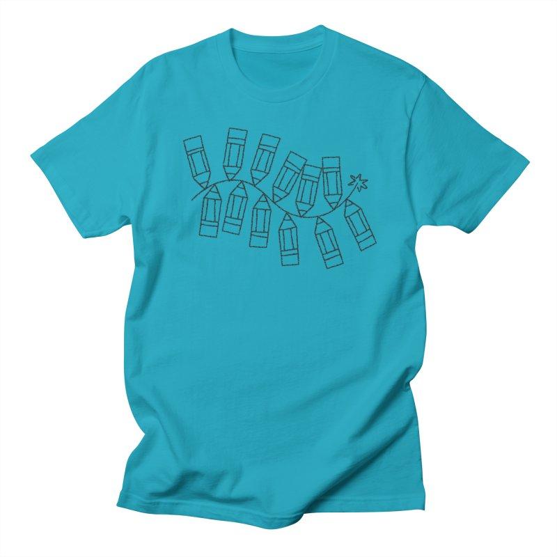 Creativity Women's Regular Unisex T-Shirt by Joshua Gille's Artist Shop