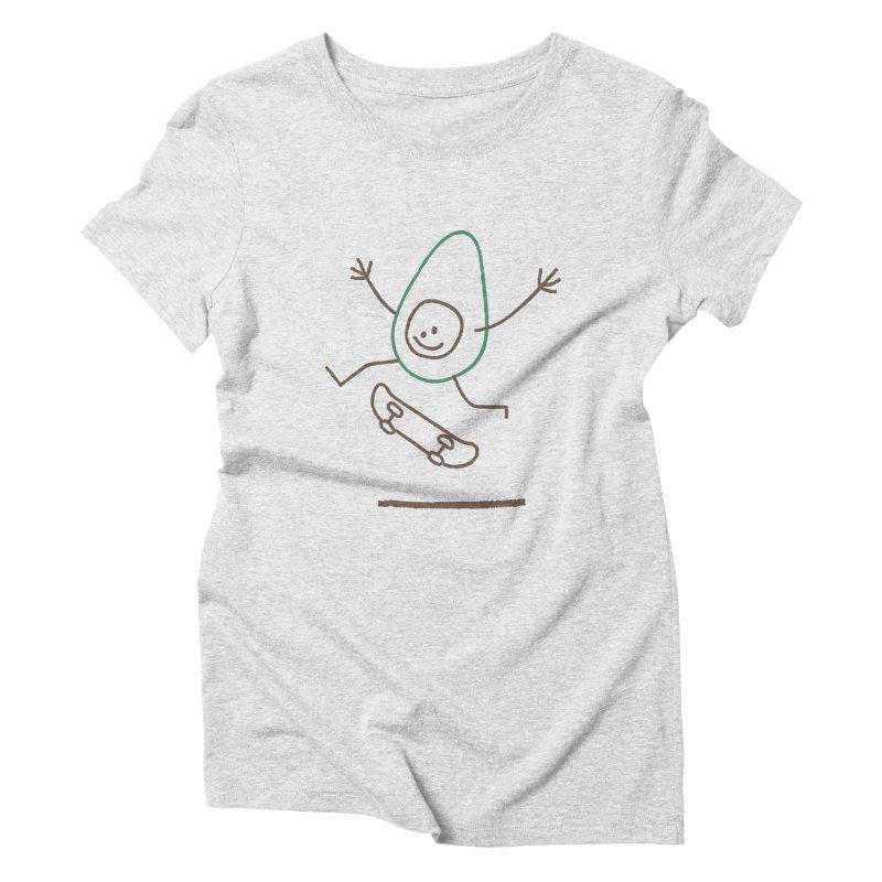 Cado Women's Triblend T-Shirt by Joshua Gille's Artist Shop