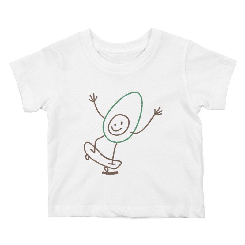Cado Kids Baby T-Shirt by Joshua Gille's Artist Shop