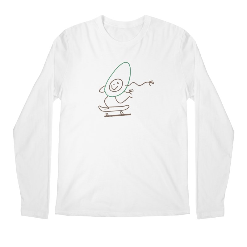 Cado Men's Regular Longsleeve T-Shirt by Joshua Gille's Artist Shop