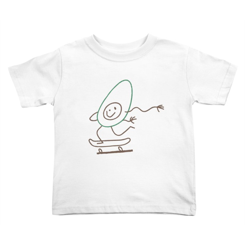 Cado Kids Toddler T-Shirt by Joshua Gille's Artist Shop