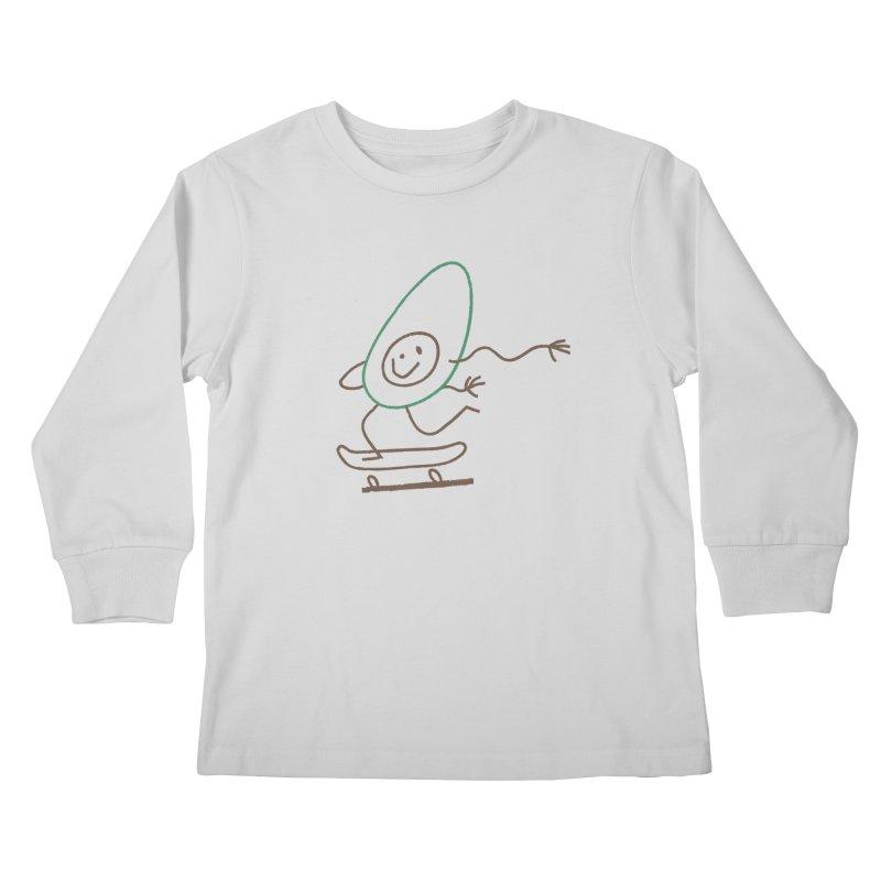 Cado Kids Longsleeve T-Shirt by Joshua Gille's Artist Shop