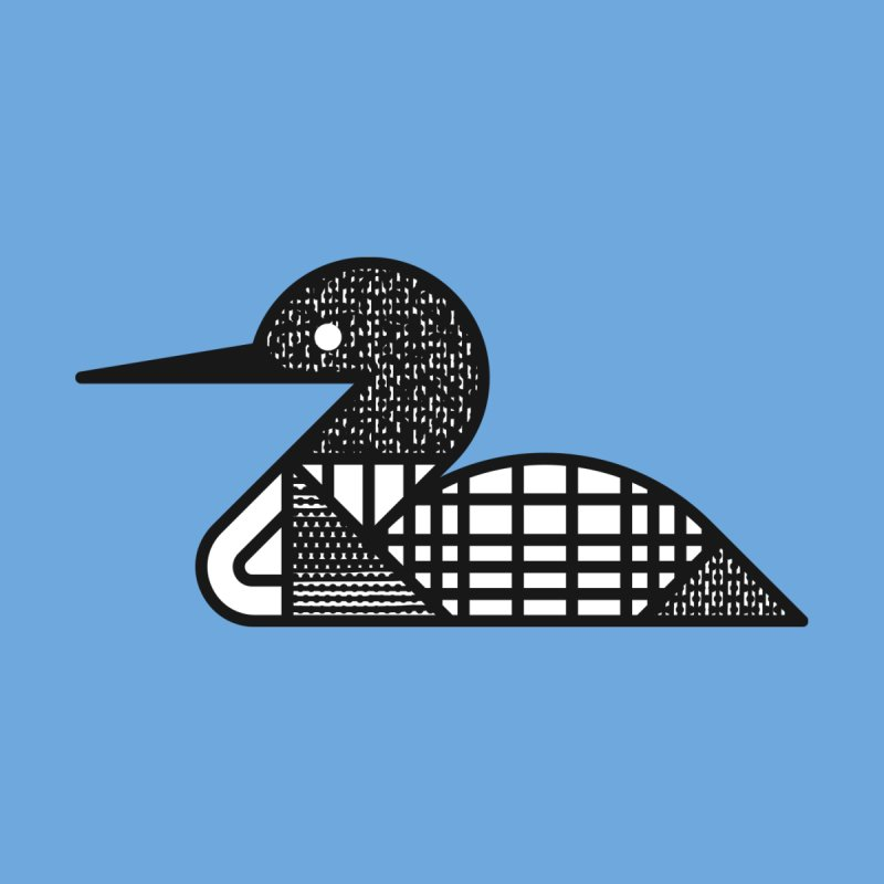 Loon Men's Sweatshirt by Joshua Gille's Artist Shop