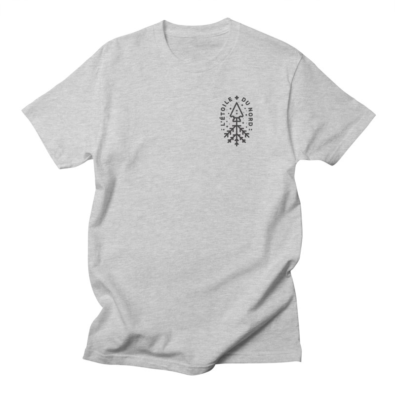 The Star of the North Women's Regular Unisex T-Shirt by Joshua Gille's Artist Shop
