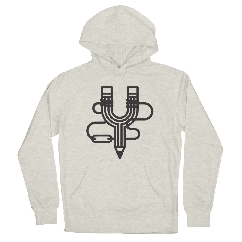 The Marksmen Men's French Terry Pullover Hoody by Joshua Gille's Artist Shop
