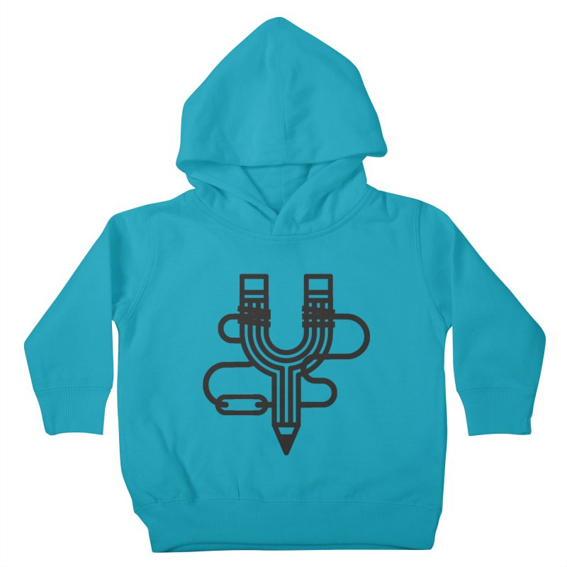 The Marksmen Kids Toddler Pullover Hoody by Joshua Gille's Artist Shop
