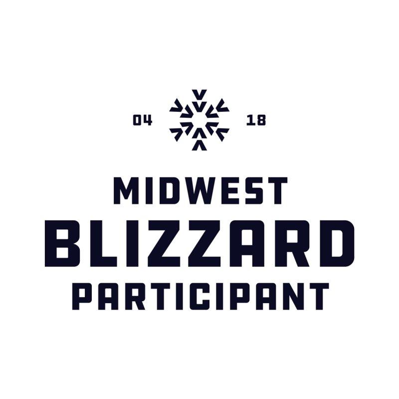 Midwest Blizzard Participant by Joshua Gille's Artist Shop