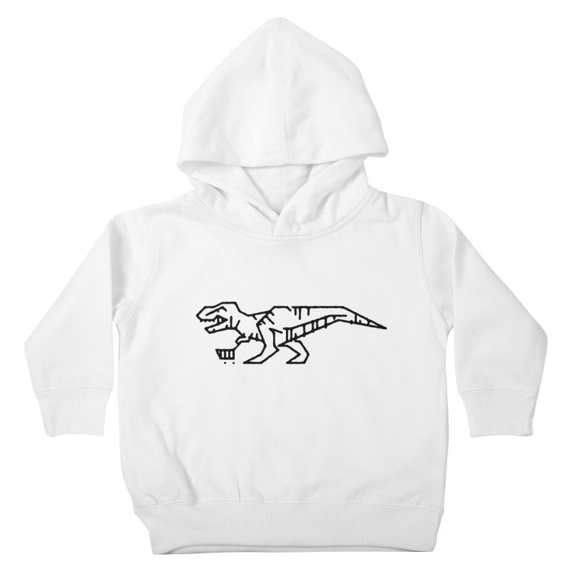 Meat Department Kids Toddler Pullover Hoody by Joshua Gille's Artist Shop