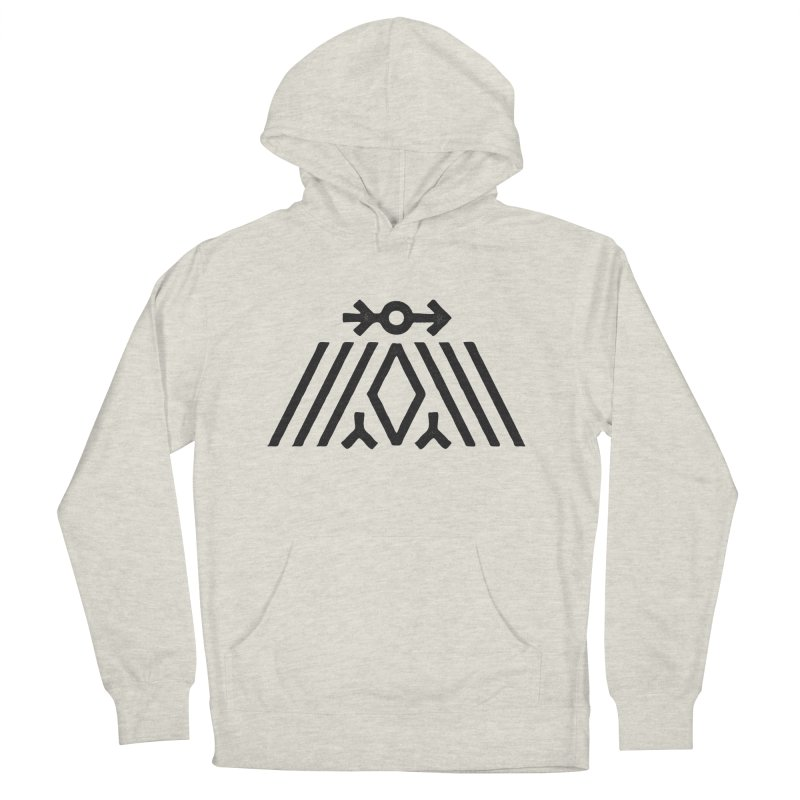 Sunrise Men's French Terry Pullover Hoody by Joshua Gille's Artist Shop