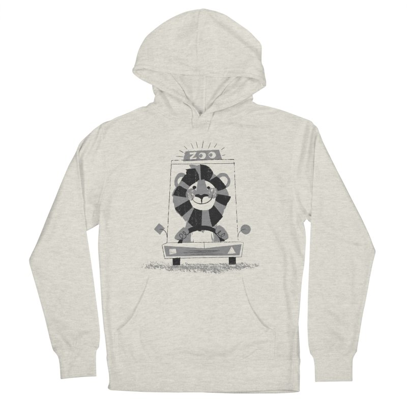 Zoo Taxi Women's French Terry Pullover Hoody by Joshua Gille's Artist Shop
