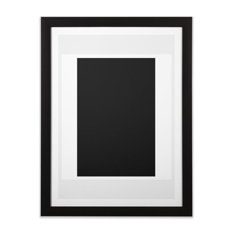 SHOCKTAPUS Home Framed Fine Art Print by Joshua Kemble's Shop