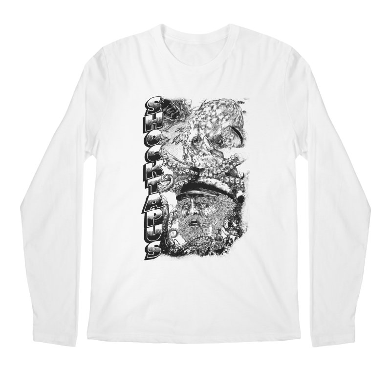 SHOCKTAPUS Men's Longsleeve T-Shirt by Joshua Kemble's Shop