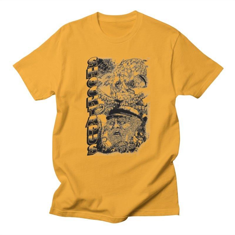 SHOCKTAPUS Women's Unisex T-Shirt by Joshua Kemble's Shop