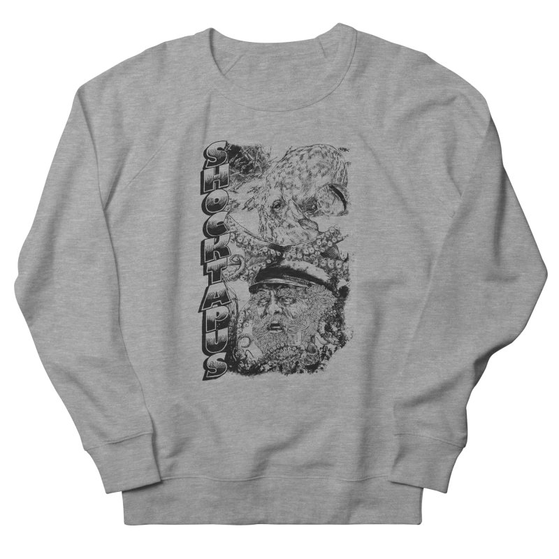 SHOCKTAPUS Men's Sweatshirt by Joshua Kemble's Shop