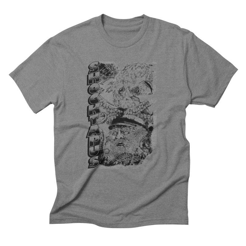 SHOCKTAPUS Men's Triblend T-Shirt by Joshua Kemble's Shop