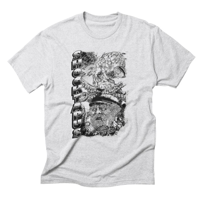 SHOCKTAPUS Men's Triblend T-Shirt by Joshua Kemble's Shop