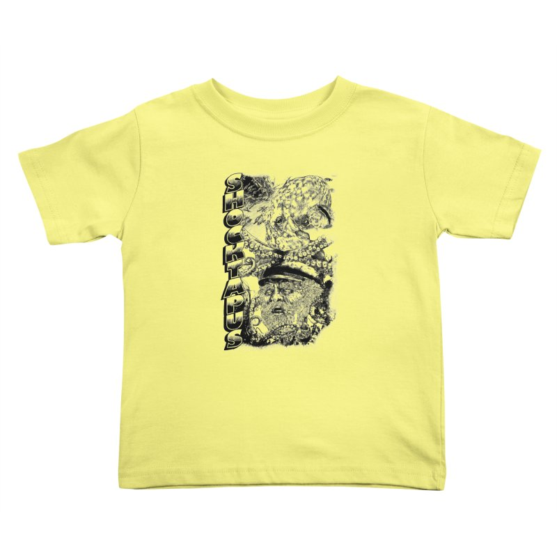SHOCKTAPUS Kids Toddler T-Shirt by Joshua Kemble's Shop