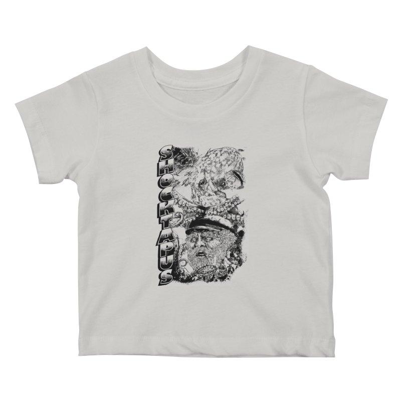 SHOCKTAPUS Kids Baby T-Shirt by Joshua Kemble's Shop