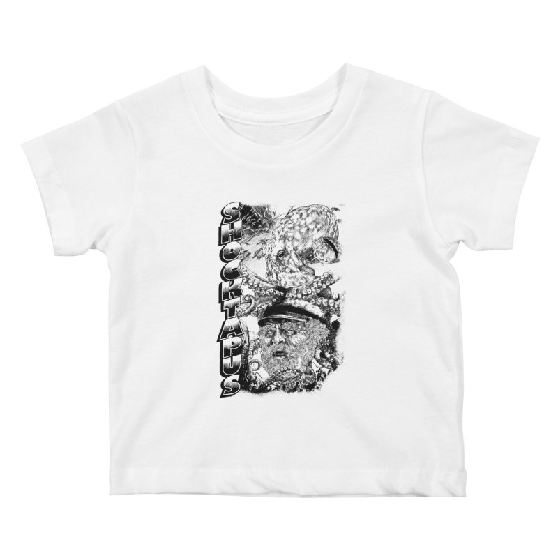 SHOCKTAPUS Kids Baby T-Shirt by Joshua Kemble's Shop