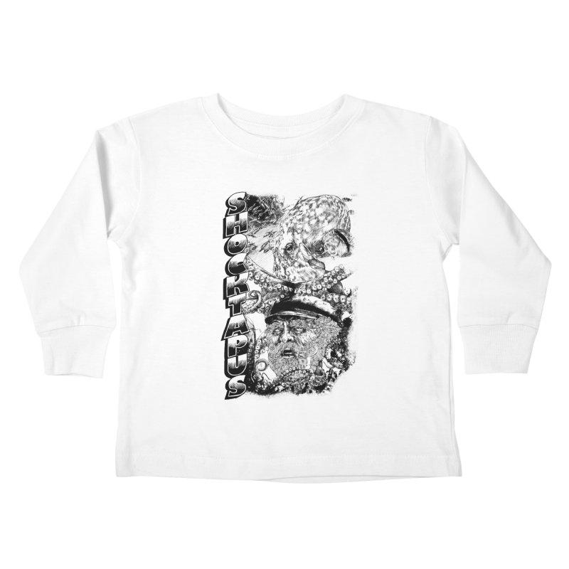SHOCKTAPUS Kids Toddler Longsleeve T-Shirt by Joshua Kemble's Shop